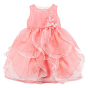 Nanette Baby Doll Dress - Baby Girls 3m-24m