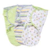 Summer Infant® 3-pk. SwaddleMe® - Busy Bees