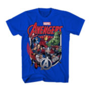 Marvel® Avengers Shield Group Tee - Boys 8-20