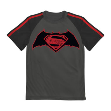 jcpenney.com | DC Comics® Batman Vs. Superman Dawn Of Justice Graphic Tee - Boys 8-20