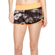 Reebok® One Series Camo Woven Shorts