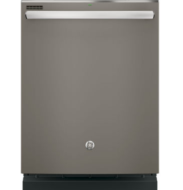 jcpenney.com | GE® ENERGY STAR® Hybrid Dishwasher with Stainless Steel Interior and Hidden Controls