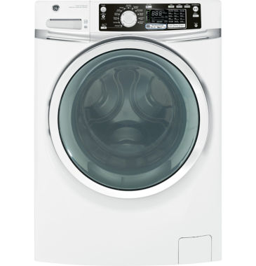 jcpenney.com | GE® ENERGY STAR® 4.5 DOE Cu. ft. Front-Load Washer With Steam Assist