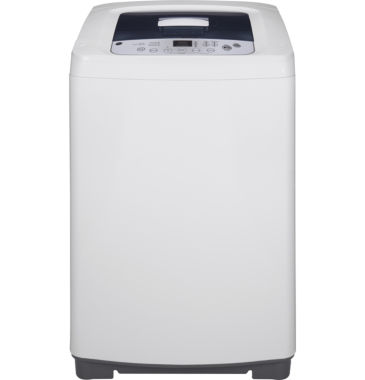 jcpenney.com | GE® Space-Saving 2.6 DOE Capacity Top-Loading Portable Washer