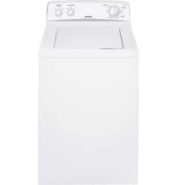 jcpenney.com | Hotpoint® 3.6 DOE Cu. ft. Capacity Extra Action Ribbed Basket Washer