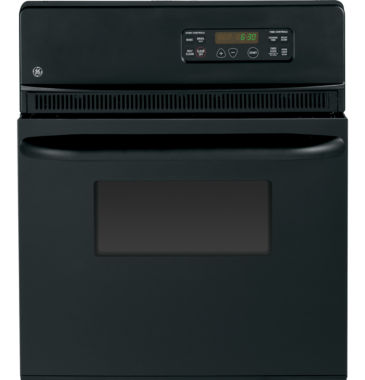 "jcpenney.com | GE® 24"" Electric Single Self-Cleaning Wall Oven"