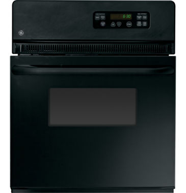 "jcpenney.com | GE® 24"" Electric Single Standard Cleaning Wall Oven"