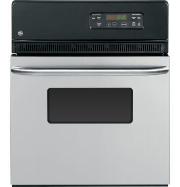 "jcpenney.com | GE® 24"" Electric Single Standard Clean Wall Oven"