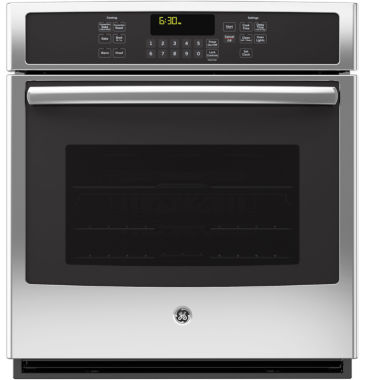 "jcpenney.com | GE® 27"" Built-In Single Electric Wall Oven with Convection"