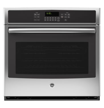 "jcpenney.com | GE® 30"" Built-In Single Electric Wall Oven with Convection"