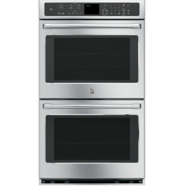 "jcpenney.com | GE Café ™ 30"" Double Electric Wall Oven Self Cleaning With Convection"