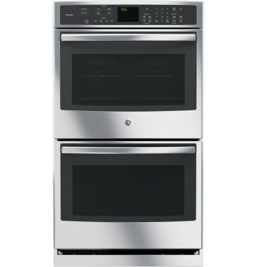 "jcpenney.com | GE Profile™  30"" Built-In Double Wall Oven Self Cleaning With Convection"