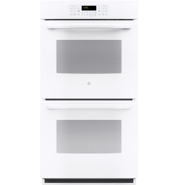"jcpenney.com | GE® 27"" Built-In Double Electric Wall Oven Self Cleaning with Steam"