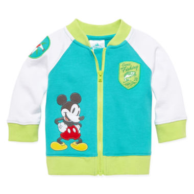 jcpenney.com | Disney Baby Collection Mickey Jacket - Baby Boys newborn-24m