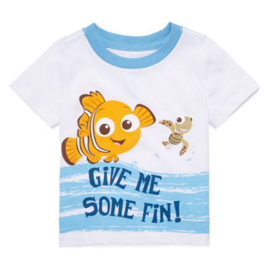 jcpenney.com | Disney Baby Collection Nemo Graphic Tee - Baby Boys newborn-24m