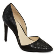 MIA Cutout Margy Pumps