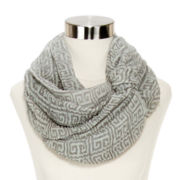 Keyhole Ruched Scarf