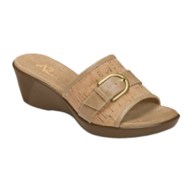 jcpenney.com | A2 by Aerosoles® Eyes on You Wedge Sandals