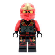 LEGO® Ninjago Kai Action Figure Alarm Clock