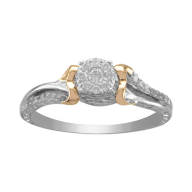 jcpenney.com | ¼ CT. T.W. Diamond Promise Ring