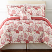 Clarice 7-pc. Floral Complete Bedding Set with Sheets Collection