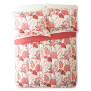Clarice 7-pc. Floral Complete Bedding Set with Sheets