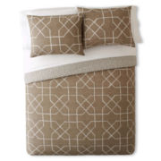 JCPenney Home Tayla 3-pc. Comforter Set