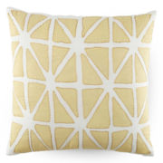 JCPenney Home™ Tayla Square Decorative Pillow