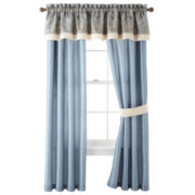 Victoria Falls Curtain Panel Pair