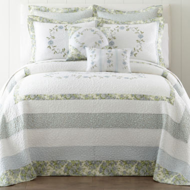 jcpenney.com | Home Expressions™ Katie Bedspread & Accessories