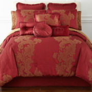 Queen Street® Scarborough 4-pc. Comforter Set and Accessories