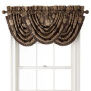 Queen Street® Chiara Waterfall Swag Valance