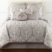 Queen Street® Castleton 4-pc. Comforter Set and Accessories