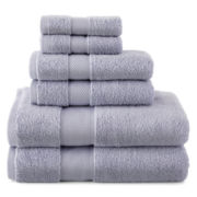Liz Claiborne MicroCotton® 6-pc. Bath Towel Set