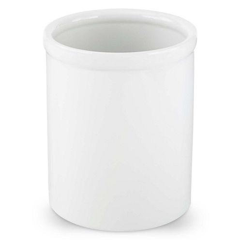 JCPenney Home™ Porcelain Whiteware Utensil Crock
