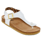 Arizona Fiona Girls Platform Sandals - Little Kids/Big Kids