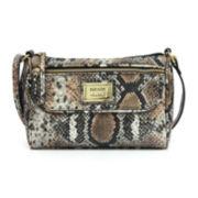 nicole by Nicole Miller® Alix Crossbody Handbags