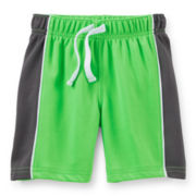 Carter's® Athletic Mesh Shorts – Boys 6-24m
