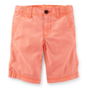 Carter's® Elastic-Back Shorts - Boys 4-7