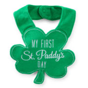 Carter's® First St. Patrick's Day Bib - newborn-24m
