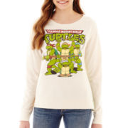 Teenage Mutant Ninja Turtles Raglan-Sleeve Pullover