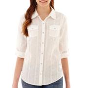 Arizona Long-Sleeve Two-Pocket Shirt
