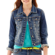 Arizona Long-Sleeve Denim Jacket