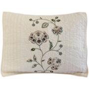 Flowering Vine Standard Pillow Sham