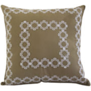 Highland Park Square Decorative Pillow