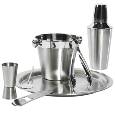 jcpenney.com | Philippe Richard® 7-pc. Barware Set