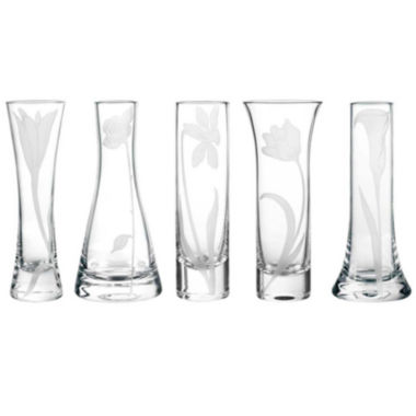 jcpenney.com | Qualia Bouquet Set of 5 Bud Vases