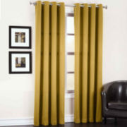 Sun Zero™ Garrett Room-Darkening Grommet-Top Curtain Panel