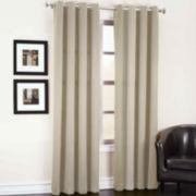 Sun Zero™ Garrett Room-Darkening Grommet-Top Curtain Panel