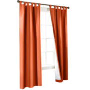Weathermate 2-Pack Tab-Top Curtain Panels